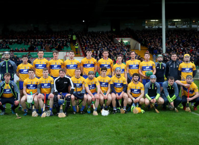Clare take on Kilkenny tomorrow after last Saturday's loss to Tipperary.