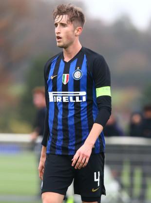 Ryan Nolan of Inter Milan.