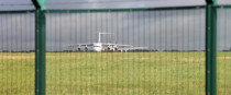 Dublin Airport runway