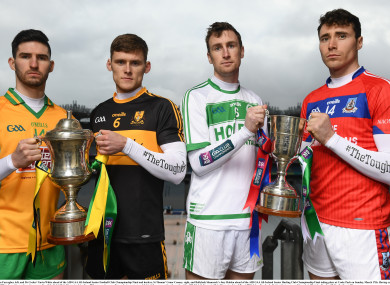 Is the silverware heading to Galway, Kerry or Kilkenny?