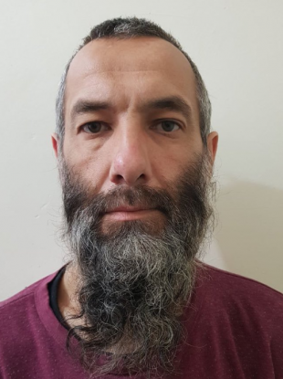 Alexandr Bekmirzaev was captured by the Syrian Democratic Forces in north east Syria