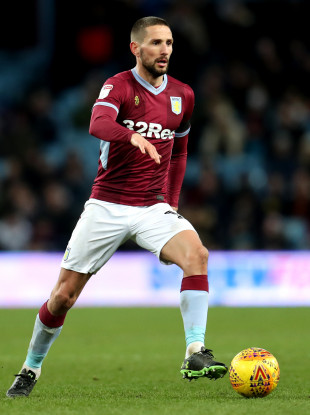 Aston Villa's Conor Hourihane.