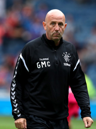 Gary McAllister is reportedly recovering at home.