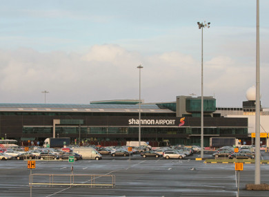 Shannon Airport (file photo)