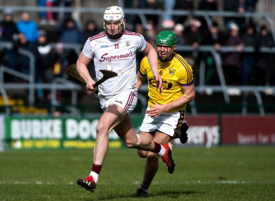Canning was in fine form on Saturday in Salthill.