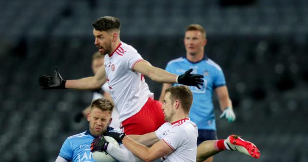 As it happened: Dublin v Tyrone, Kerry v Mayo - Saturday night football match tracker