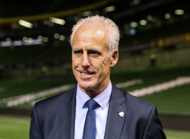 Mick McCarthy is back in the job he left almost 6,000 days ago.