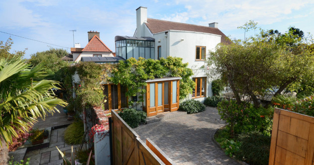 Rainforest vibes in this light-filled €1.25m home in Blackrock