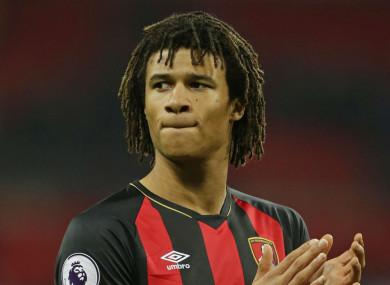 Bournemouth defender Nathan Ake.