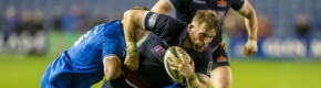 Edinburgh have too much for experimental Leinster to seal playoff place