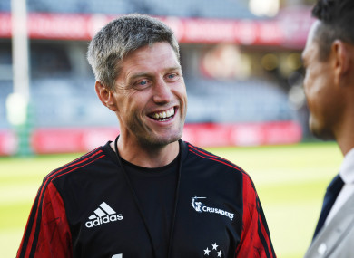 Ronan O'Gara could join France on a 'freelance' basis at the end of the Super Rugby season, per Midi-Olympique.