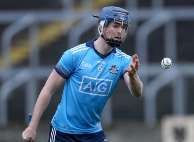 Sean Moran (pictured) and Danny Sutcliffe struck late to earn victory for Dublin.