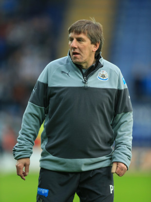 Beardsley has been a coach at Newcastle since 2003.