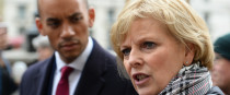 Independent Group MPs Anna Soubry and Chuka Umunna.