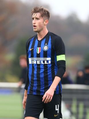 Nolan is captain of Inter's Primavera youth team.