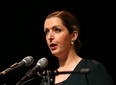 Campaigner Vicky Phelan.