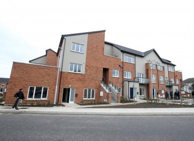 Social housing in south Dublin