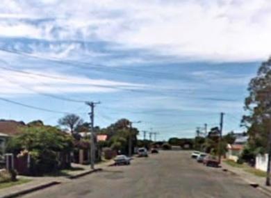Newcastle Street, Phillipstown, Christchurch