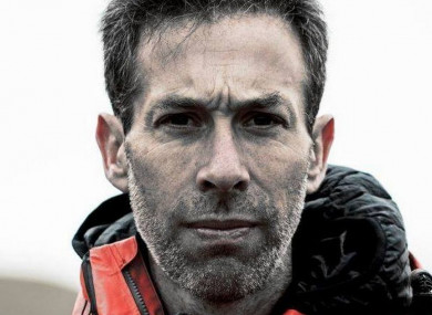 Ultra runner Eoin Keith has held the Irish 24-hour and six-day records.