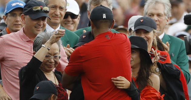 'It has come full circle': Woods savours Masters win in front of his children