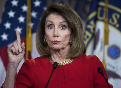 US politician Nancy Pelosi to address the Dáil next week.