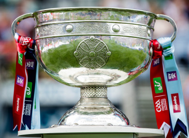 Dublin are aiming to hold on to the Sam Maguire for another season.