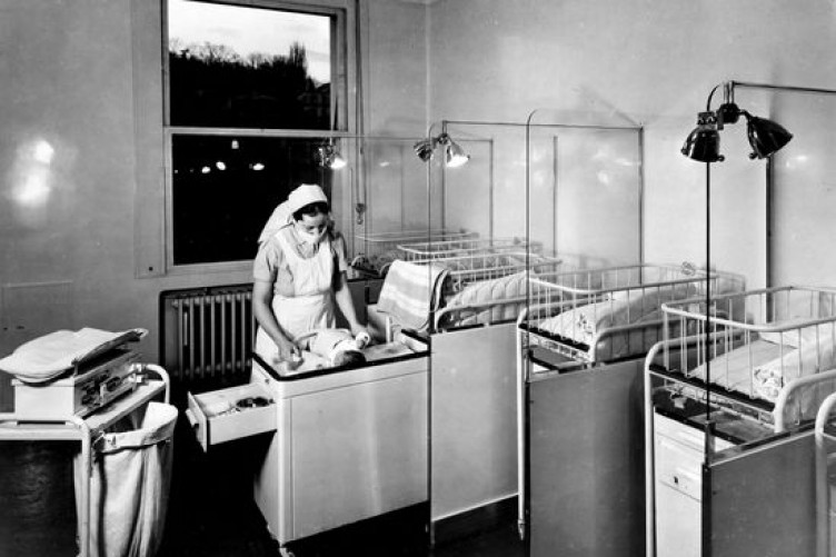 Giving birth in the 1960s: 'All the mothers were terrified of the doctors  and matron so we never asked any questions'