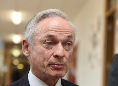 Minister Richard Bruton will address an Oireachtas committee today