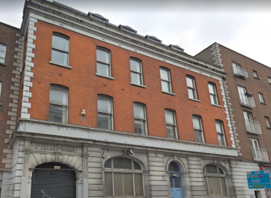 The site of the former St Peter's Bakery on Parnell Street
