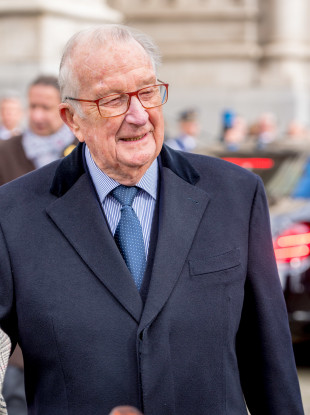 Former King of the Belgians Albert II.