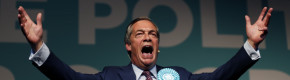 Nigel Farage, The Brexit Party