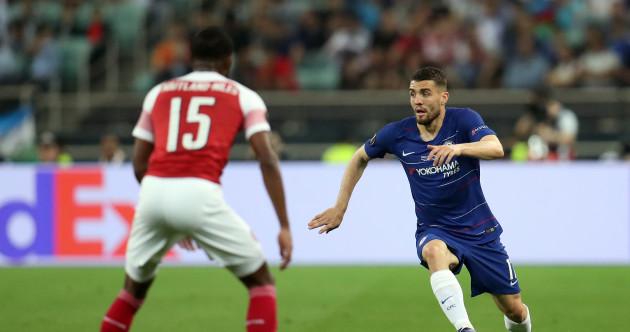 As it happened: Chelsea v Arsenal, Europa League final
