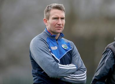Laois manager Eddie Brennan saw his side triumph this evening.