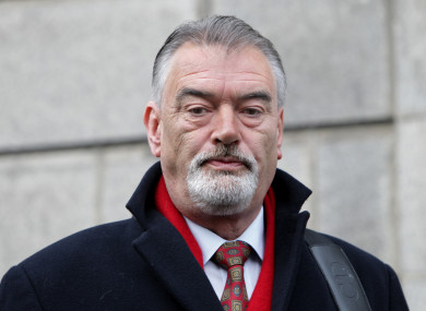 Ian Bailey (file photo)