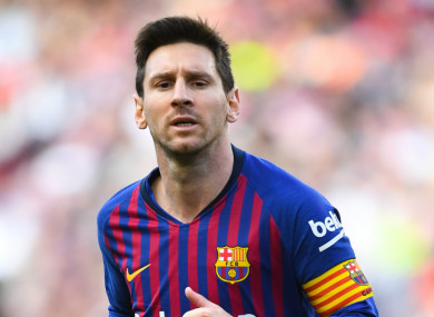 793266e82ad  I still want to be here   Messi to remain at Barcelona despite crushing  Liverpool collapse