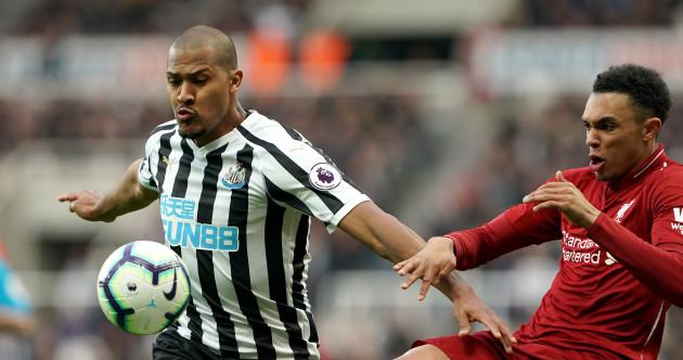 As it happened: Newcastle v Liverpool, Premier League