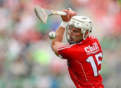 Patrick Horgan will be a key figure for Cork against Tipperary next Sunday.