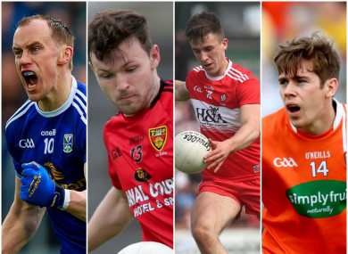 There has been plenty of attacking football to enjoy in the Ulster SFC.
