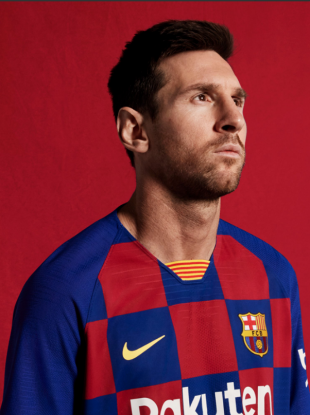 Barcelona Drop Traditional Stripes Look As New Kits Revealed The42