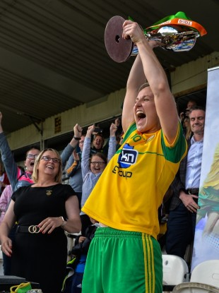 Donegal are Ulster champions once again.