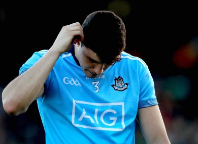 Eoghan O'Donnell is rehabbing a hamstring problem.