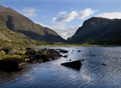 File photo of the Gap of Dunloe.