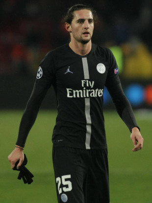 Adrien Rabiot is expected to sign for Juventus.