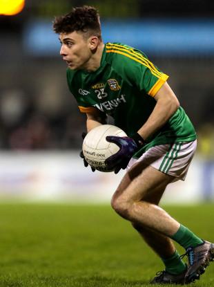 File photo of Meath forward James Conlon.