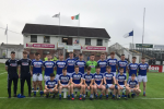 Laois march on to the quarter-finals.