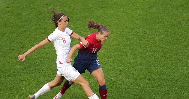 As it happened: England v Norway, 2019 Women's World Cup quarter-final
