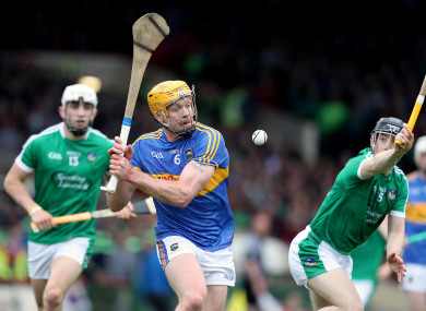 Tipperary face Limerick on Sunday afternoon in Thurles.