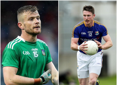 Limerick and Longford have named their sides for their respective qualifier outings.