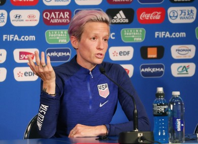 My mom would be upset about that': US star stands by her