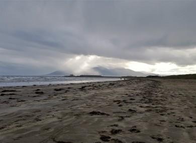 Tyrella Beach, Co Down.